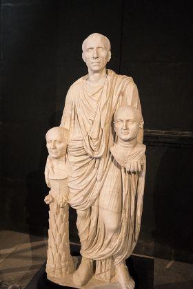 Persona, mostra di Gucci alla Curia Iulia del Senato Romano. Ph. Lucilla Ioiotile