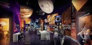 National Air and Space Museum, Smithsonian Institution. Copyright Smithsonian Institution