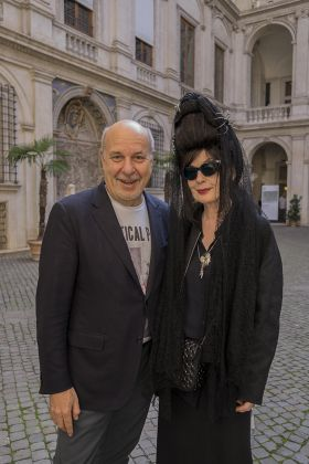 ASVOFF – A Shaded View on Fashion Film, festival dedicato al fashion film promosso da Bvlgari a Palazzo Altemps a Roma, Friedman e Pernet. Ph. Lucilla Ioiotile