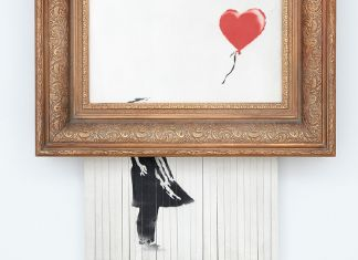 Banksy Girl with the Ballon