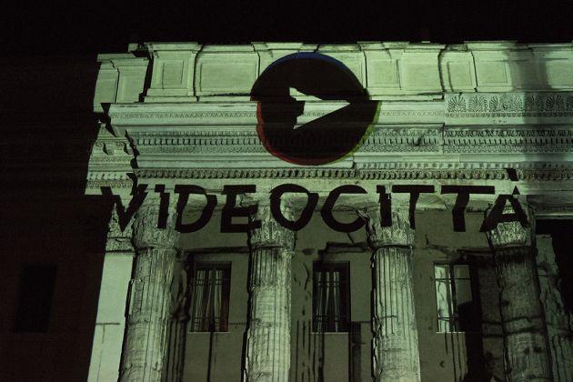 Piazza di Pietra, videomapping di Soldi Light Festival. Ph. Lucilla Ioiotile