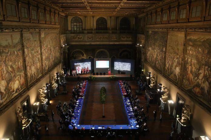Firenze, prima conferenza delle capitali europee della cultura, 5 e 6 novembre 2018. Foto: Ufficio Stampa Comune di Firenze