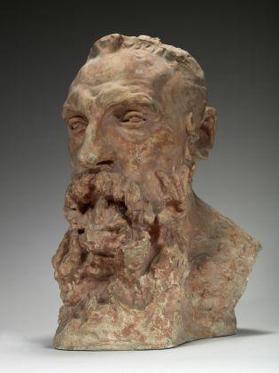 Camille Claudel, Portrait of Rodin, 1888-1889. Courtesy of Musée Rodin, Paris