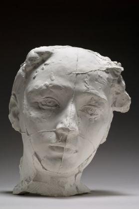 Auguste Rodin, Mask of Camille Claudel, 1889. Courtesy of Musée Rodin, Paris