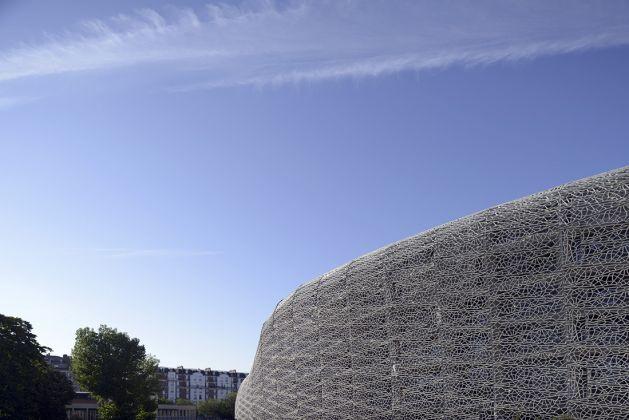 Paris, Stade Jean Bouin © Olivier Amsellem – Courtesy AIAC Associazione Italiana di Architettura e Critica