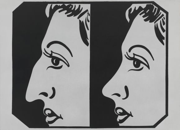 Andy Warhol (1928–1987), Before and After [4], 1962. Acrylic and graphite on linen, 183.2 x 253.4 cm. Whitney Museum of American Art, New York; purchase with funds from Charles Simon, 71.226 © The Andy Warhol Foundation for the Visual Arts, Inc. / Artists Rights Society (ARS) New York