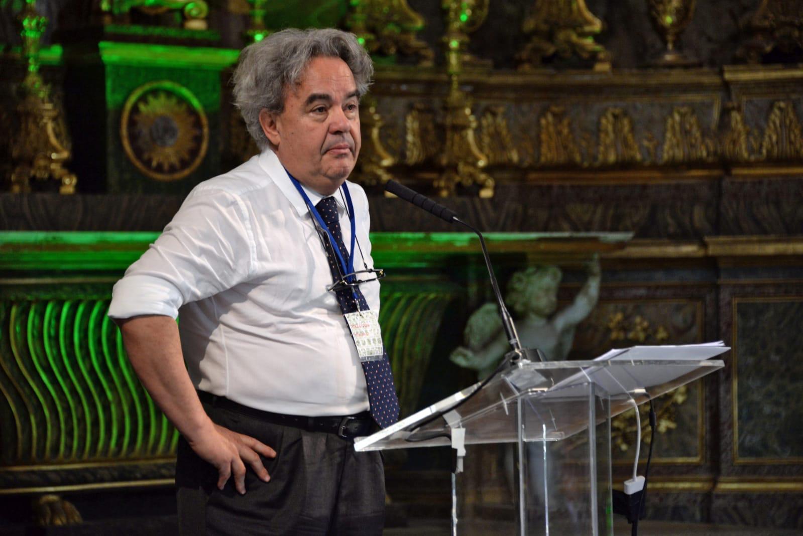 Mauro Felicori, credits Angelo Marra