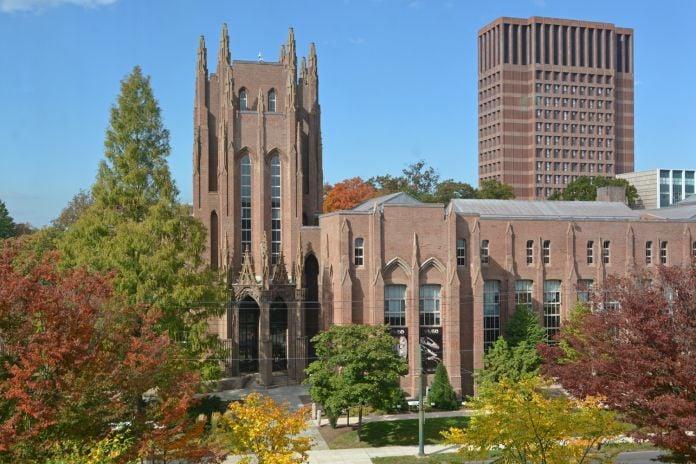 Peabody, Yale Campus