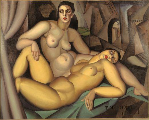 Tamara de Lempicka Les deux amies, 1923. Association des Amis du Petit Palais, Geneve