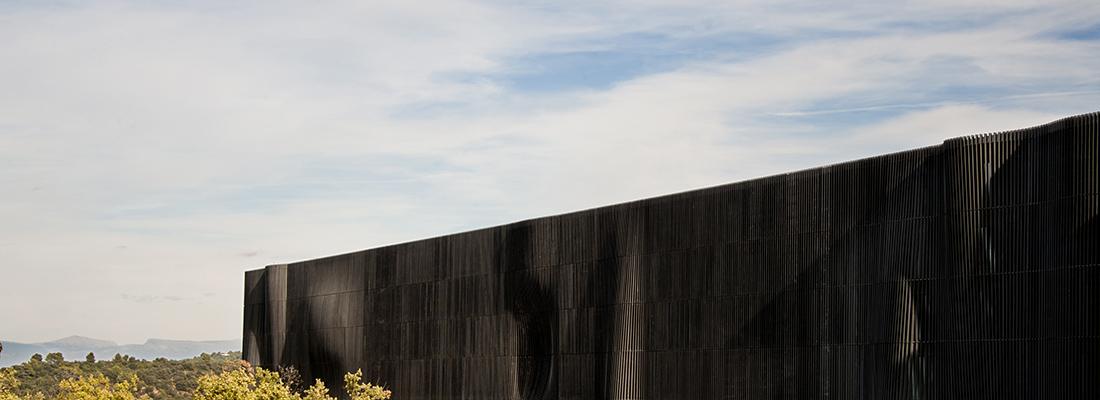 Cadarache, Siege ITER © Lisa Ricciotti – Courtesy AIAC Associazione Italiana di Architettura e Critica