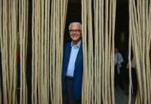 Paolo Baratta - Photo by Andrea Avezzu - Courtesy of La Biennale di Venezia