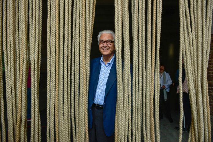 Paolo Baratta - Photo by Andrea Avezzu - Courtesy of La Biennale di Venezia