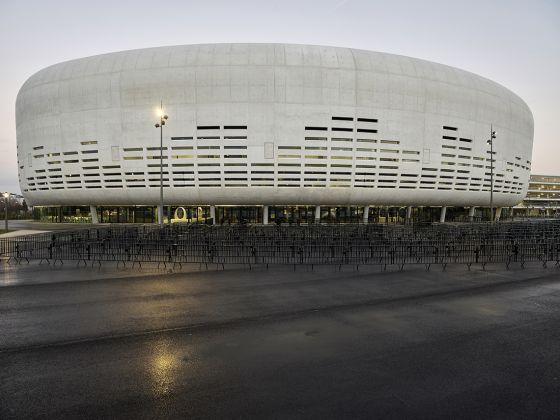 Floirac, Arena © Philippe Caumes – Courtesy AIAC Associazione Italiana di Architettura e Critica