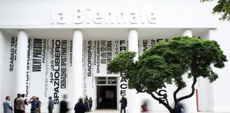 Facade Central Pavilion - Photo by Italo Rondinella - Courtesy of La Biennale di Venezia