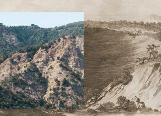 A. Perna, paesaggio instabile