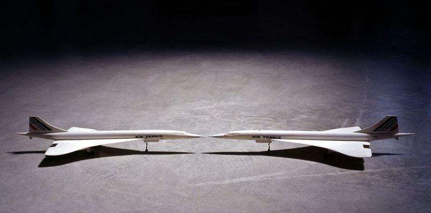 Ange Leccia, Concorde, 1986