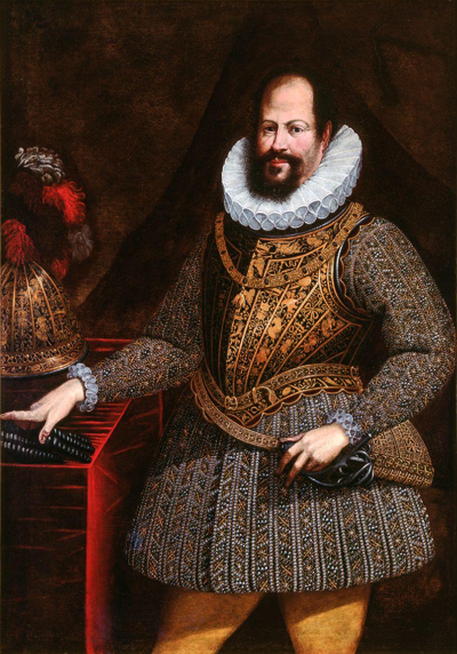 Anonimo, Ranuccio I Farnese, seconda metà XVII secolo. Parma, Fondazione Cariparma
