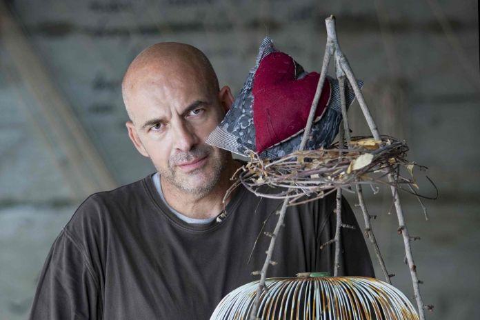 Antonio Marras, photo Daniela Zedda