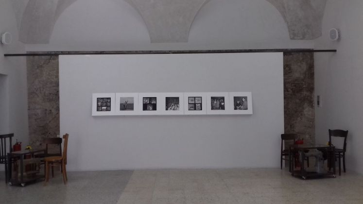 #ArchivioMagazzini – Chapter One. Exhibition view at Magazzini Fotografici, Napoli 2018
