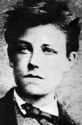Arthur Rimbaud nel 1870