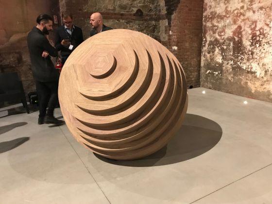 Artissima Sound, Michele Spanghero, ph Claudia Giraud