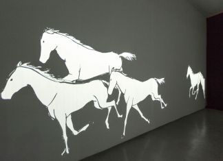 Avish Khebrehzadeh, All the white horses, 2016, video. Courtesy M77 Gallery