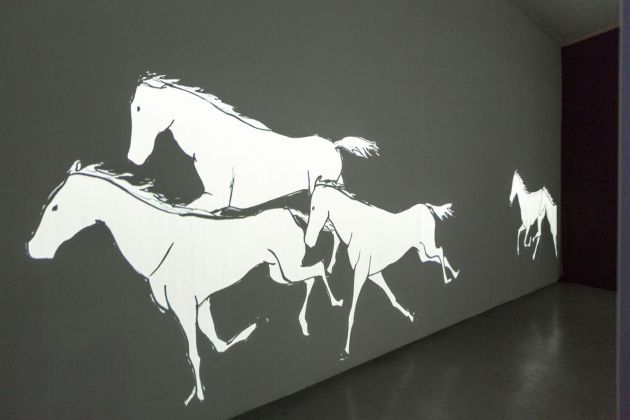 Avish Khebrehzadeh, All the white horses, 2016, video. Courtesy M77 Gallery