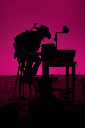 Biennale de l'Image en Mouvement, Ginevra 2018. Elysia Crampton. Photo (c) Mathilda Olmi. Courtesy CAC, Ginevra