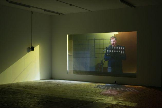 Biennale de l'Image en Mouvement, Ginevra 2018. Exhibition view. Photo (c) Mathilda Olmi. Courtesy CAC, Ginevra