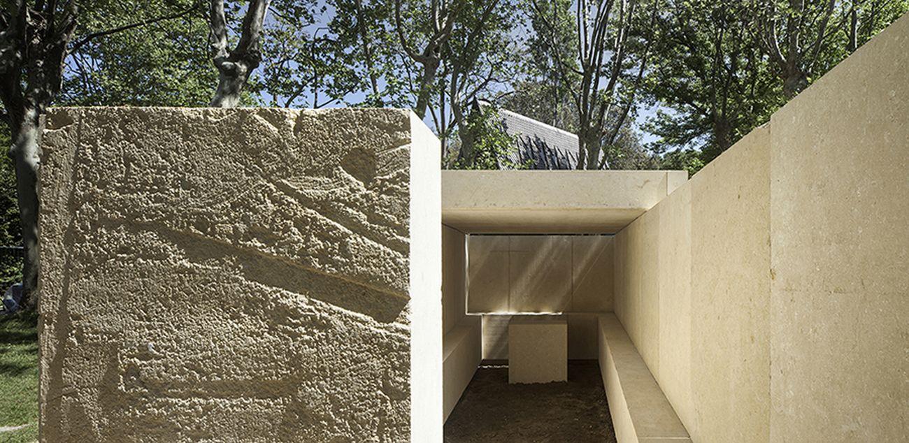 Biennale di Architettura di Venezia 2018. Padiglione Vaticano – Vatican Chapels. Eduardo Souto de Moura. Photo credits Alessandra Chemollo