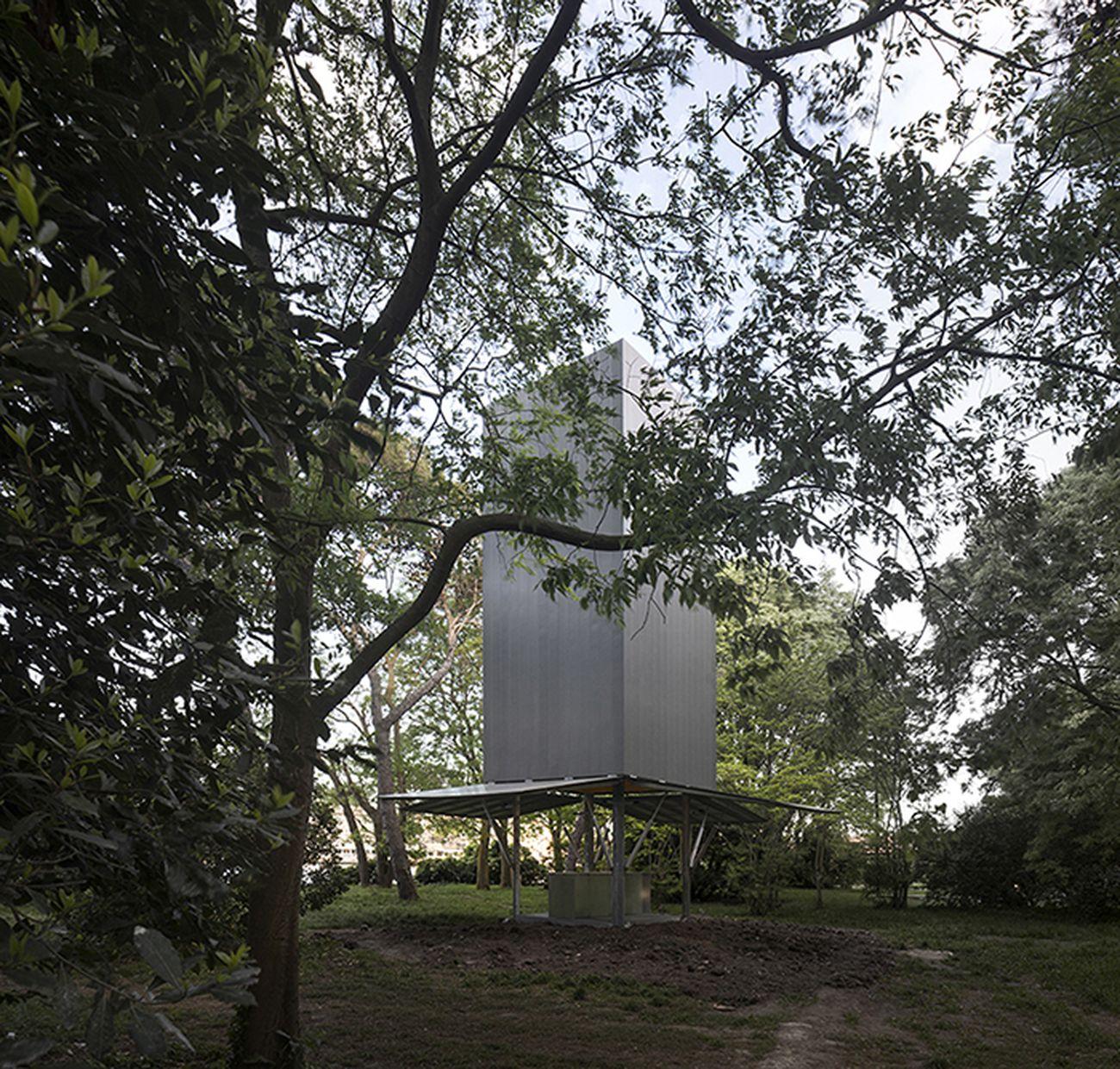 Biennale di Architettura di Venezia 2018. Padiglione Vaticano – Vatican Chapels. Sean Godsell Architects. Photo credits Alessandra Chemollo