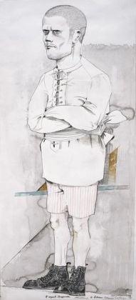 Bruno Caruso, Camicia di forza, 1954