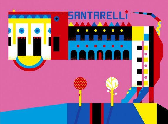 Camilla Falsini, Monumostri, Santarelli, 2018