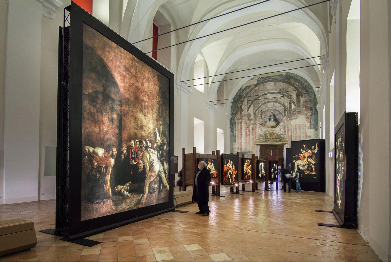 Caravaggio, Il Seppellimento di Santa Lucia