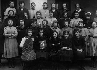 Classe scolastica, Archivio Storico Indire, Fondo Fotografico