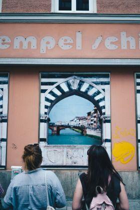 Collettivo Sbagliato. Firenze. Photo credits Angelo Jaroszuk Bogasz & Luca Imberi