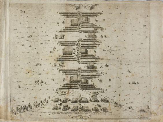 Combattimento in onore di Margherita de Medici, 1628. Courtesy Fondazione Cariparma