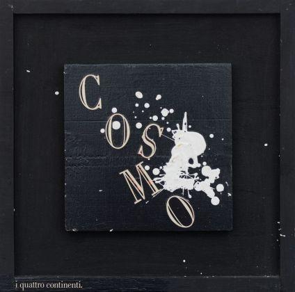 Costanti/Varianti. Exhibition view at Palazzo della Corte, Noci 2018. Ugo Carrega