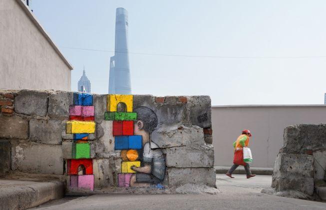 Dorothy Circus Gallery - Seth, Construction Outdoor