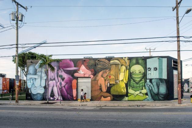 Dorothy Circus Gallery - Seth, Miami, ph. ©Martha Cooper