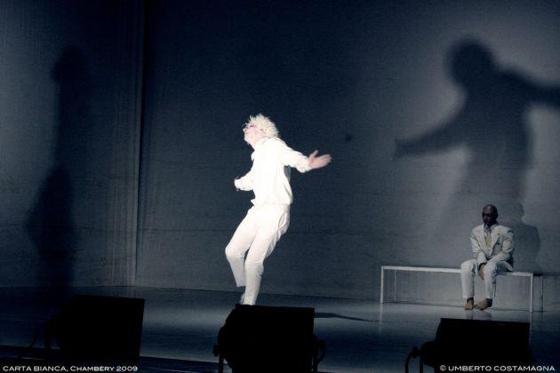 Danio Manfredini, Al presente. Photo Umberto Costamagna. Courtesy Danae Festival