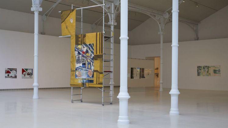 Dierk Schmidt. Culpa y deudas. Exhibition view at Museo Nacional Centro de Arte Reina Sofia, Madrid 2018. Photo Joaquín Cortés Román Lores