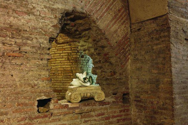 Domestica. Sabino de Nichilo. Case Romane del Celio, Roma 2018