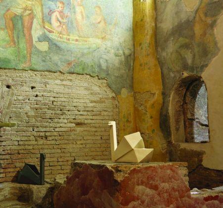 Domestica. Yvonne Ekman. Case Romane del Celio, Roma 2018