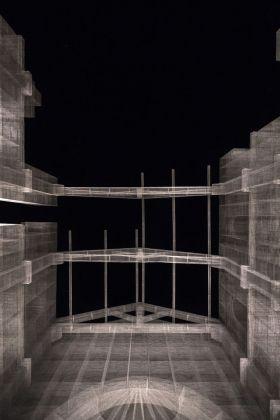 Edoardo Tresoldi, Basilica di Siponto. Photo © Roberto Conte