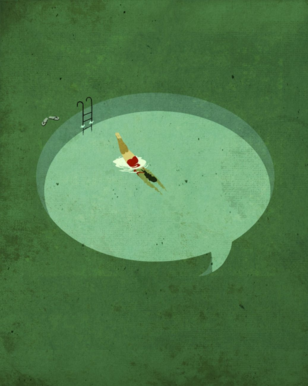 Emiliano Ponzi, Social Network (Currents Cover)
