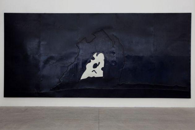Enzo Cucchi, Senza titolo (montagna), 1989. Courtesy Centro Pecci. Photo Zep Studio
