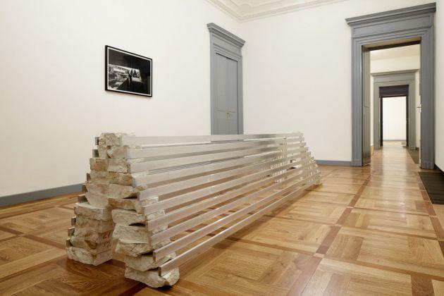Equilibrium. Exhibition view at Mazzoleni, Torino 2018. Courtesy Mazzoleni © Alto Piano_Fotografia Agostino Osio