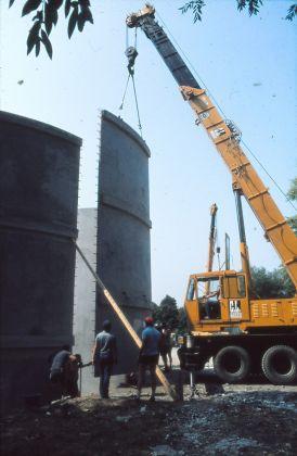 Esprit Nouveau, 1977, costruzione, Bologna