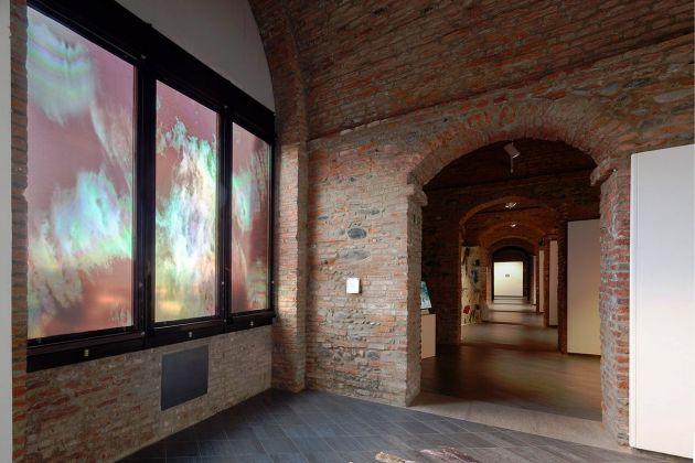 Federica Di Carlo, Cassandra's eye, 2018. Installation view at Museo Nazionale della Montagna, Torino 2018. Courtesy l'artista & Museo Nazionale della Montagna – CAI Torino. Photo credit Jacopo Nocentini